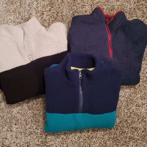 Old Navy Other - 3 Quarter Zip Pullovers